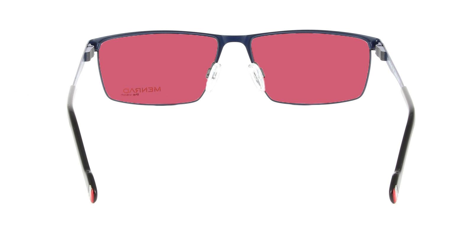 Rot Grün Brille